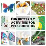 Crunching Munching Caterpillar: Butterfly Activities For Preschoolers