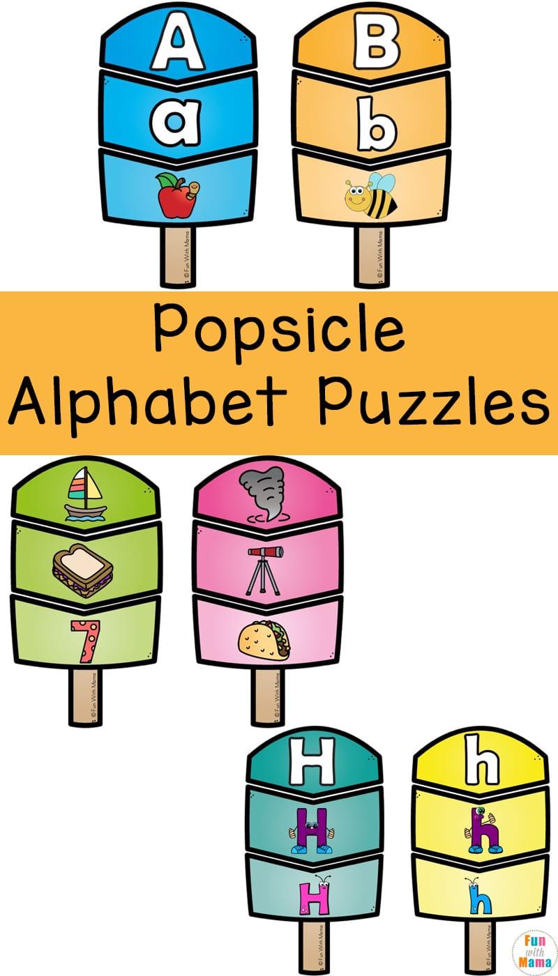 alphabet matching