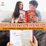 Create A Love For Reading With Diary of An Awesome Friendly Kid