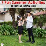 7 Fun Summer Activities To Prevent Summer Slide