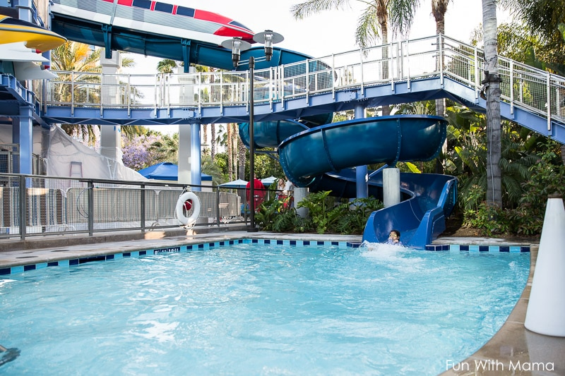 Disney hotel pools