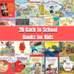 20 First Day Of School Books