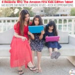 Why Amazon Fire Kids Edition Tablet has become our favorite learning device
