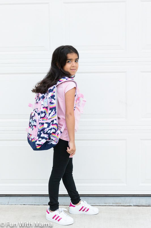 backpack for third grade