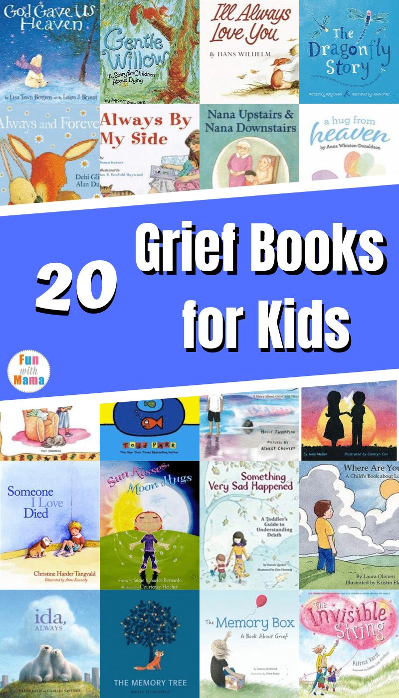 children's books about grief
