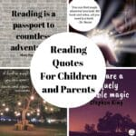 Reading Quotes to Encourage the Love of Reading