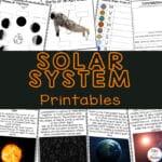 Solar System Worksheets – Great Printables for Kids!