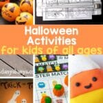 Halloween Activities for Kids of All Ages