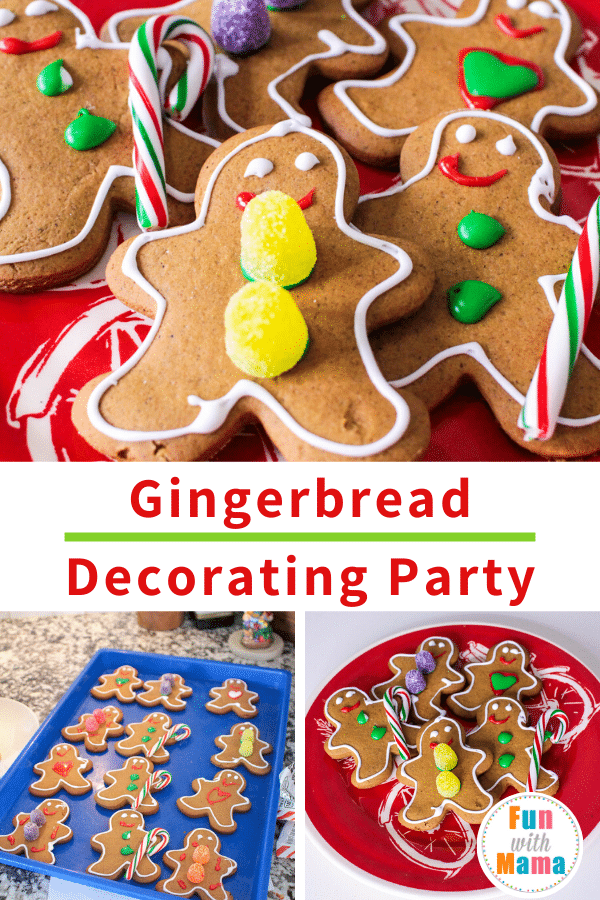 gingerbread decorating party ideas and tips