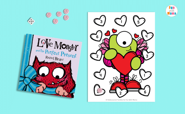 The Love Monster and the Perfect Present