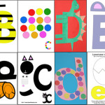 Printable Letters A to F Activities