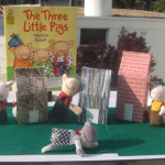 Printable Three Little Pigs Play Set